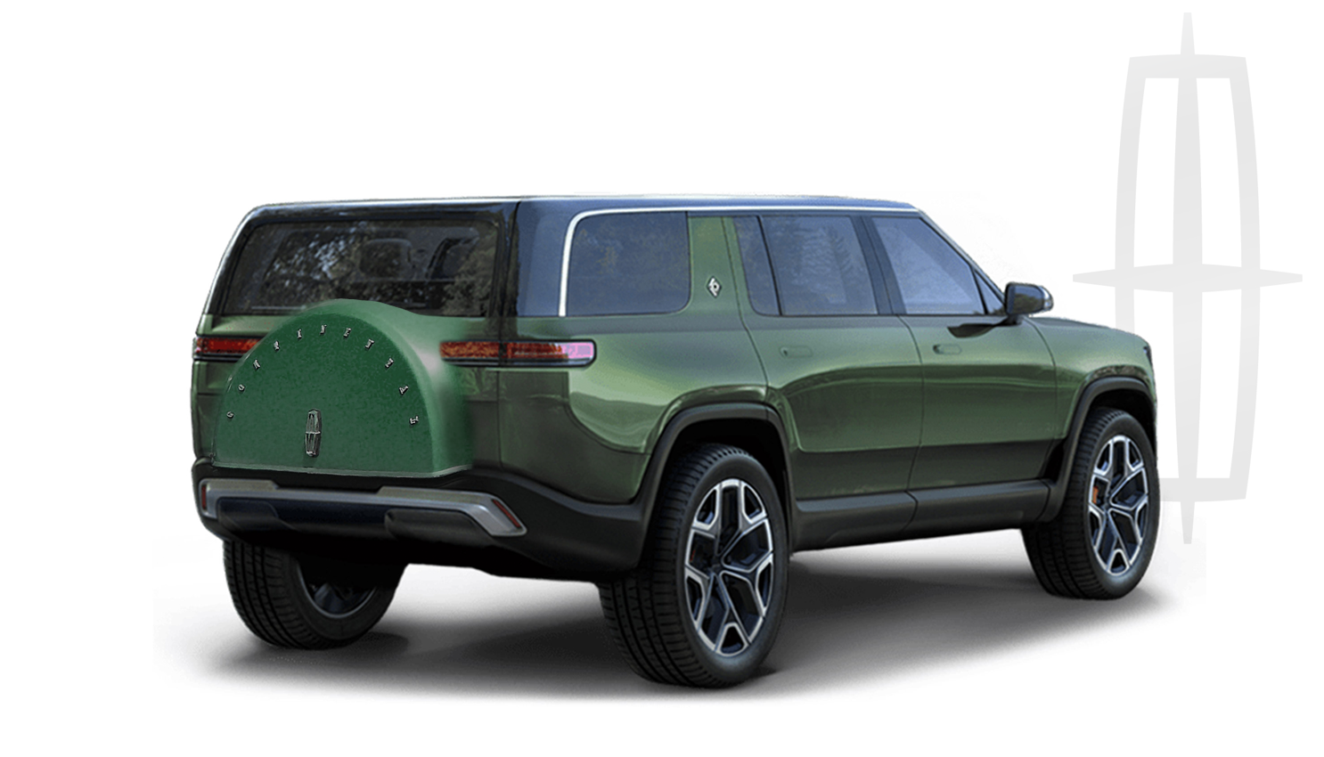 A Huge Ford/Rivian Collaboration Is Going To Create An Electric Lincoln