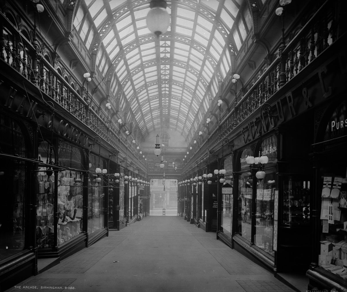 13 Stunning Shopping Malls From the Dawn of Consumerism