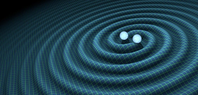 Rumour Mill Heats Up Again for Discovery of Gravitational Waves