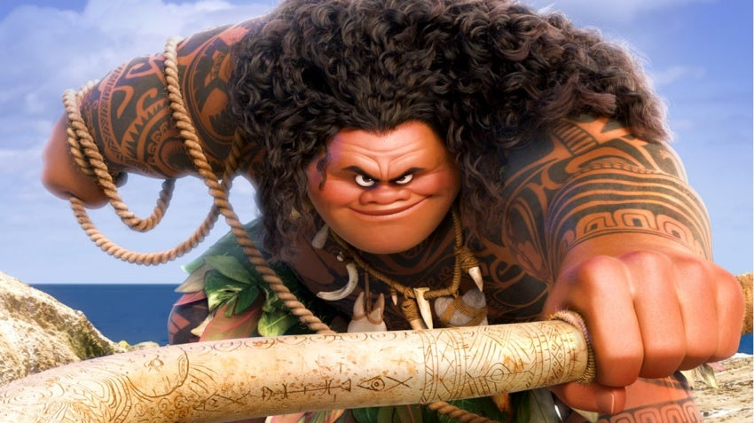 Disney Does Brownface In Moana Costume Misfire