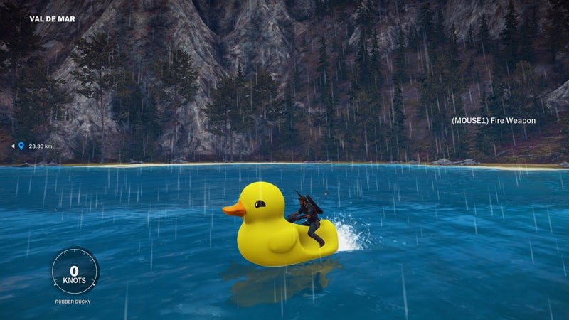 Seven Cool Just Cause 3 Easter Eggs