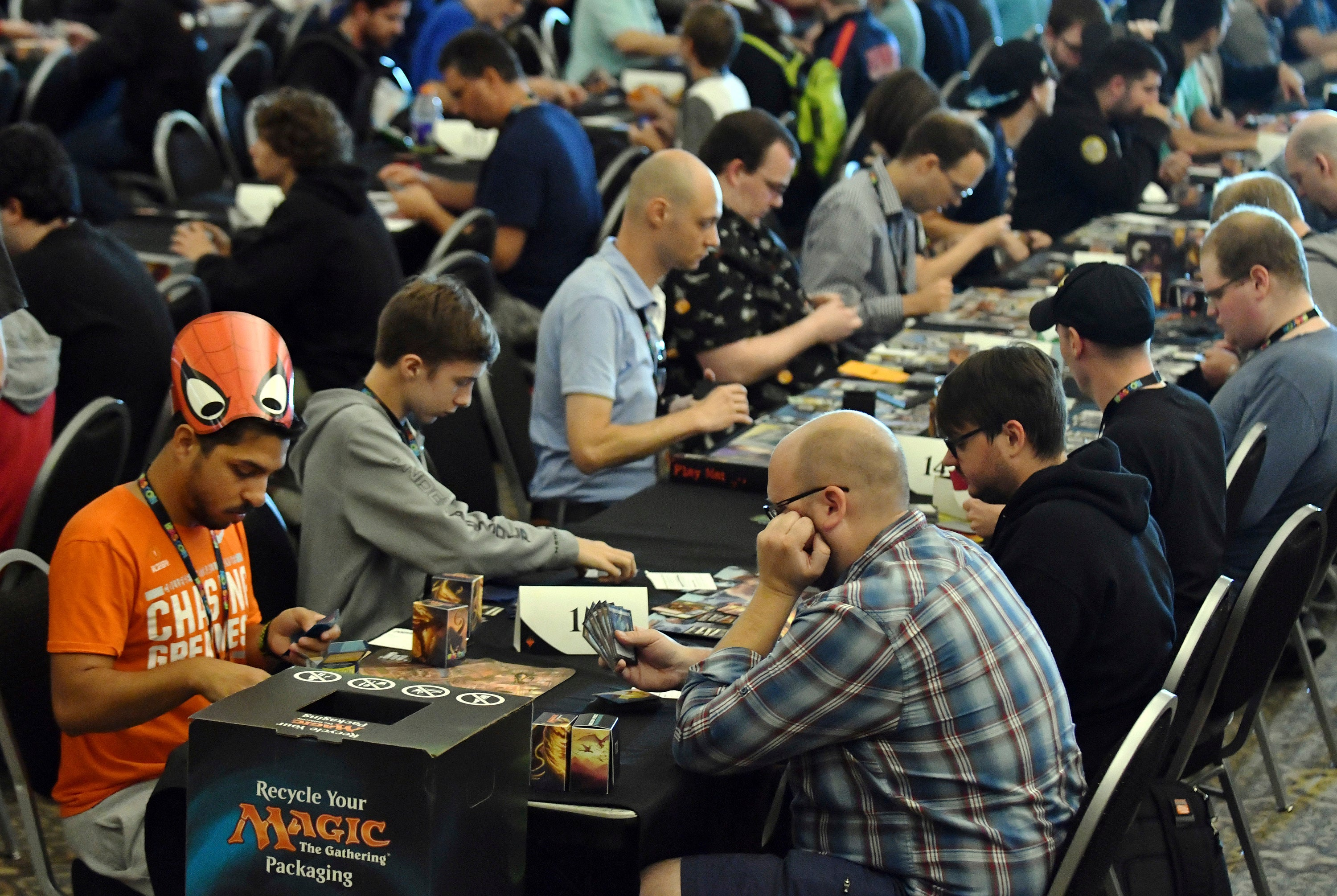 The Makers Of Magic: The Gathering Say They're Trying To Make It Less Of A Boys Club