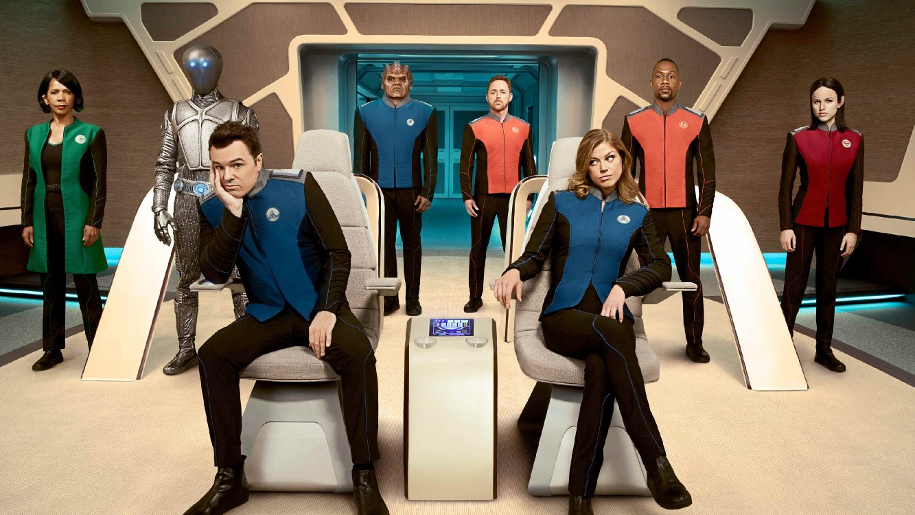 5 Science Fiction Comedies That Prove How BadThe Orville Is
