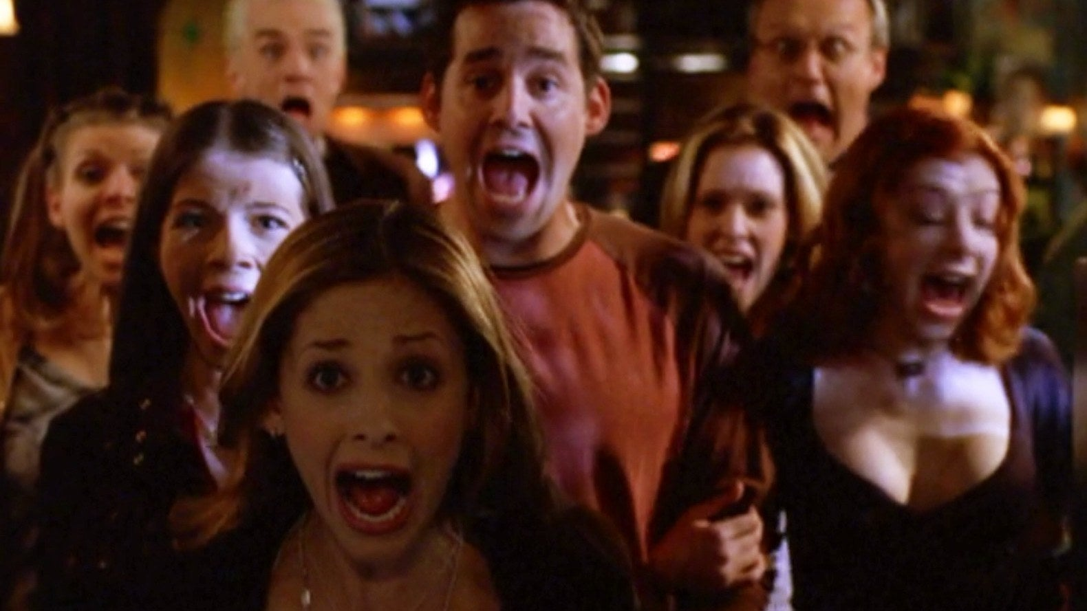 This Fox Executive Has The Best Response To A Proposed Buffy The Vampire Slayer Reboot