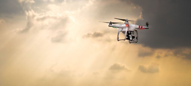 NASA Wants to Track Drones Using Cell Towers