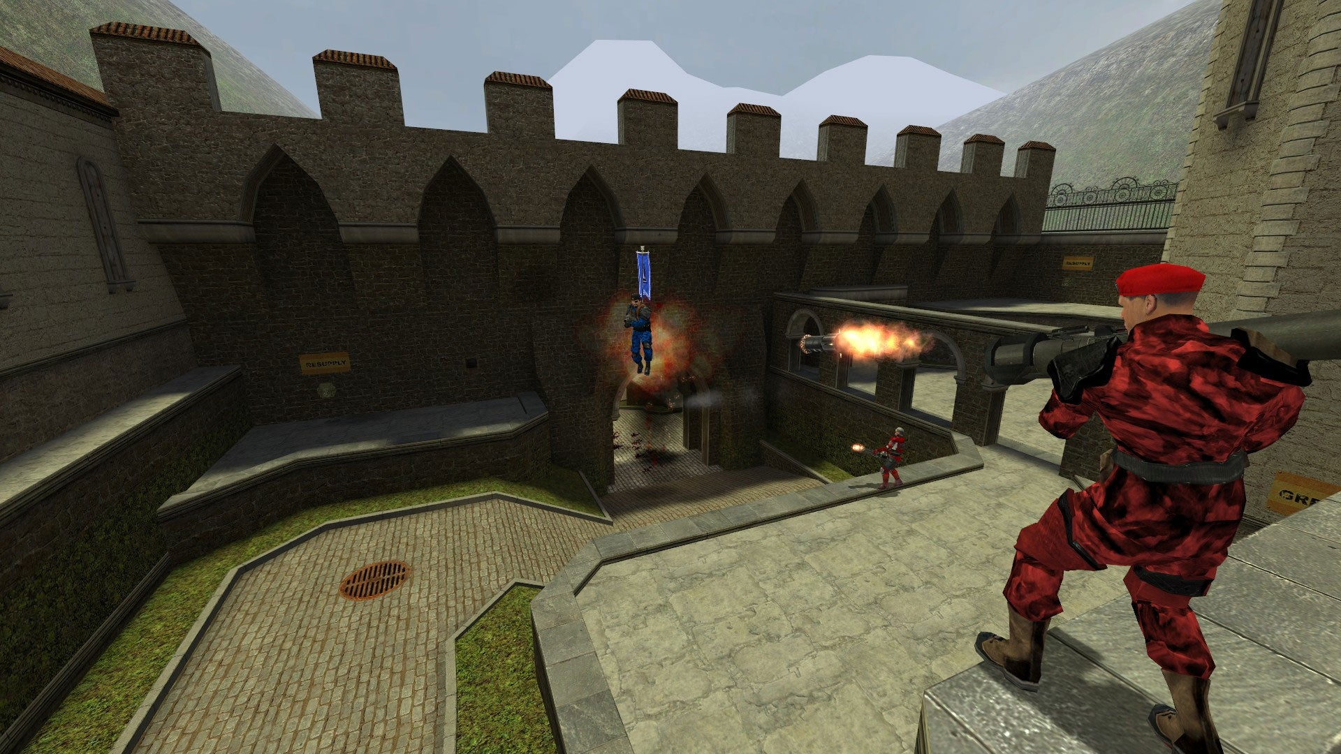 Classic Mod Is Basically Team Fortress 1.5