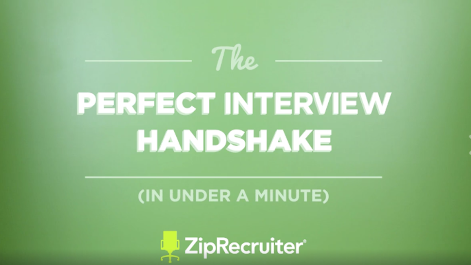 The Simple Handshake Mistakes You Should Avoid At Your Next Interview