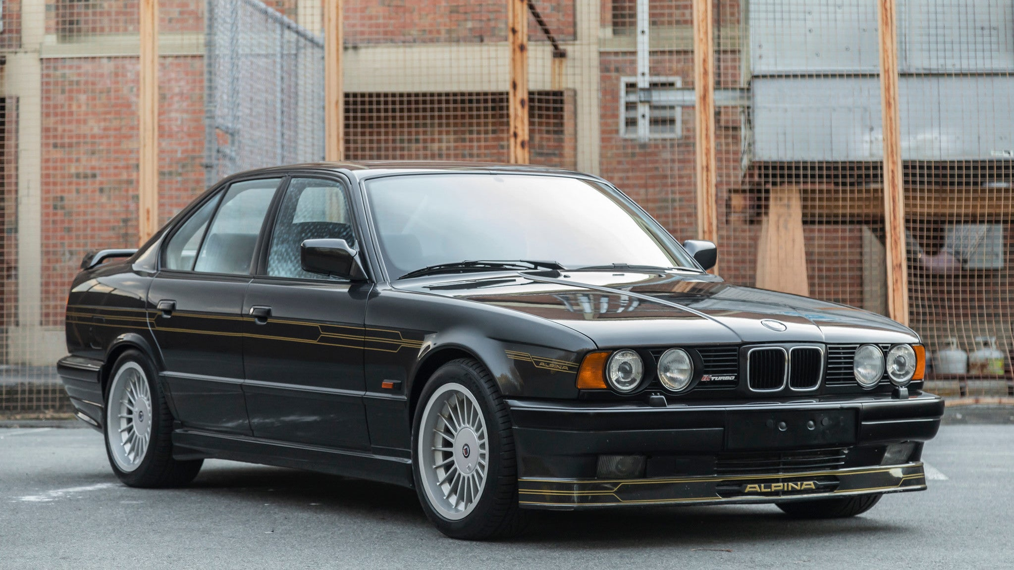 This 1990 Alpina B10 Biturbo Is My Current Obsession