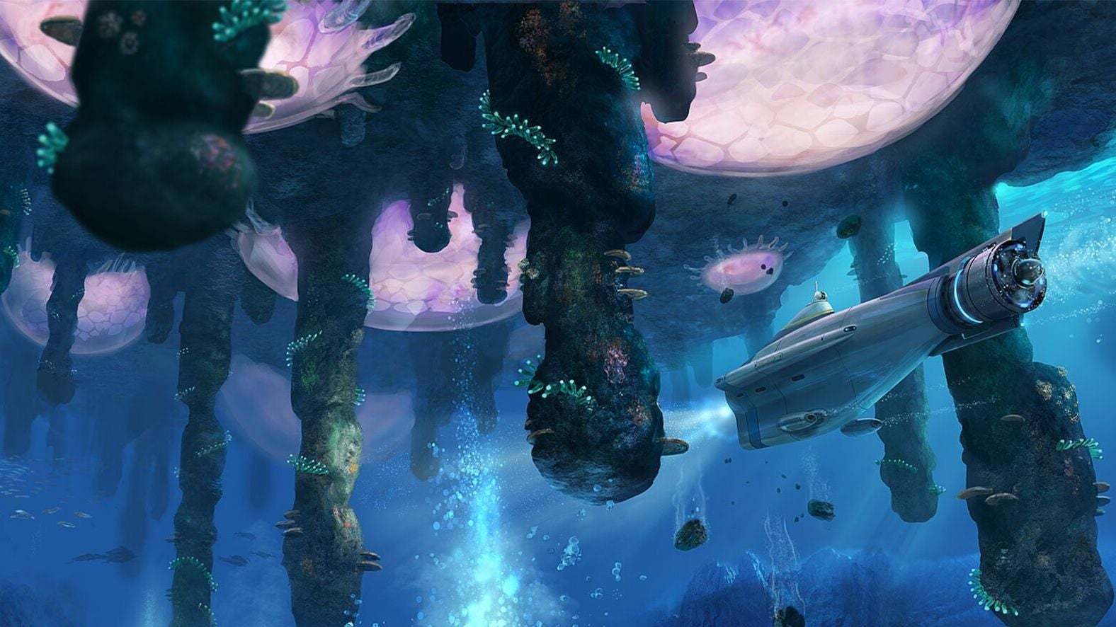 Subnautica Scanner Room Guide : I don't know if those exist, but this subnautica 1.0 build doesn't use any mods, cheats, or whatever along these lines.