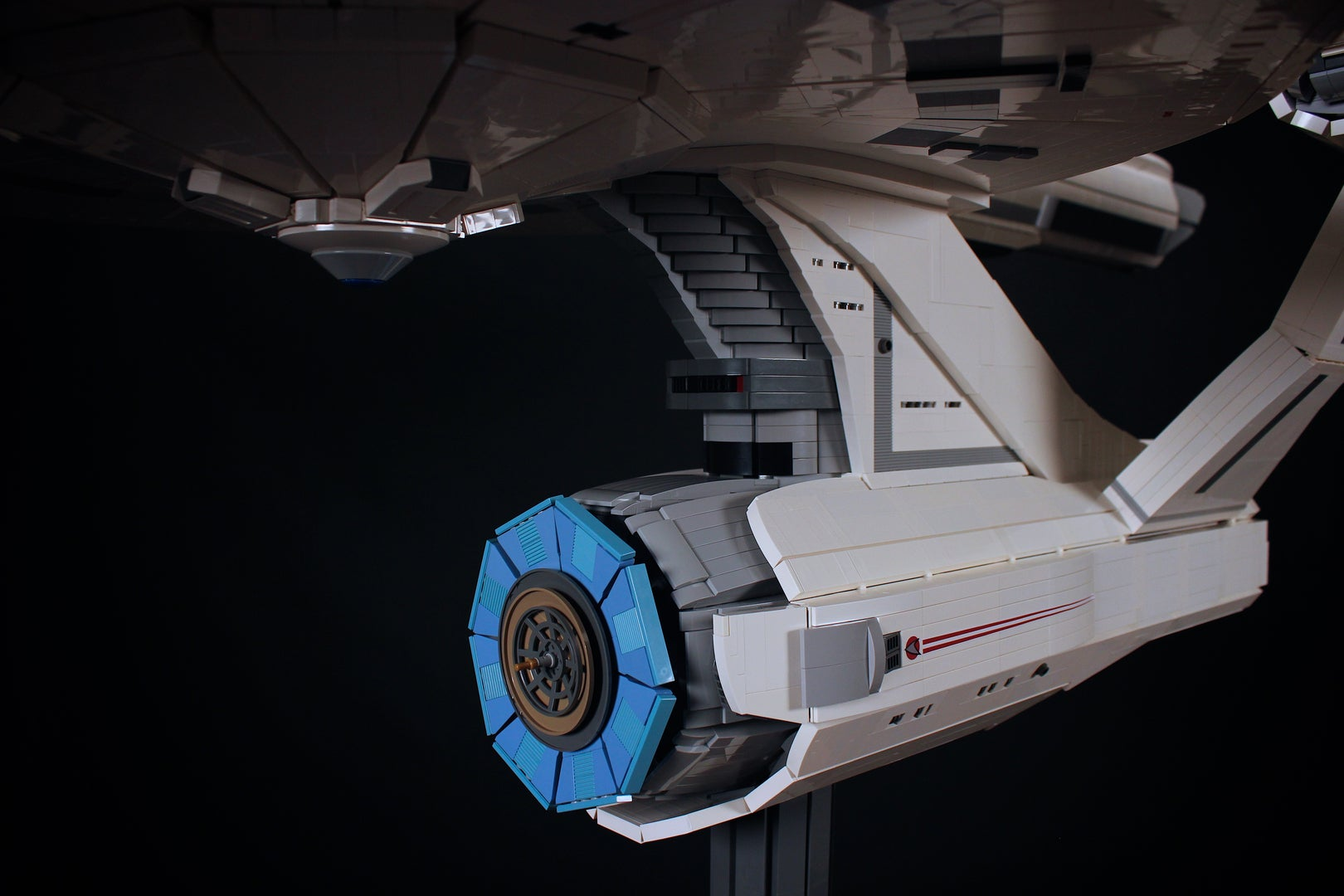 Stud-Free LEGO Enterprise Is Much Larger Than It Seems