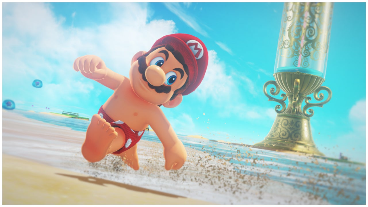 Is Super Mario Odyssey Worth Buying?