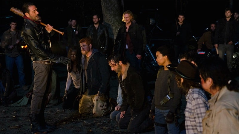The Cast and Crew of The Walking Dead Are Lying Liars
