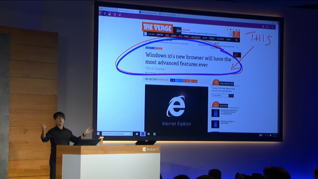 Microsoft's Spartan Browser Is Here To Save You From Internet Explorer