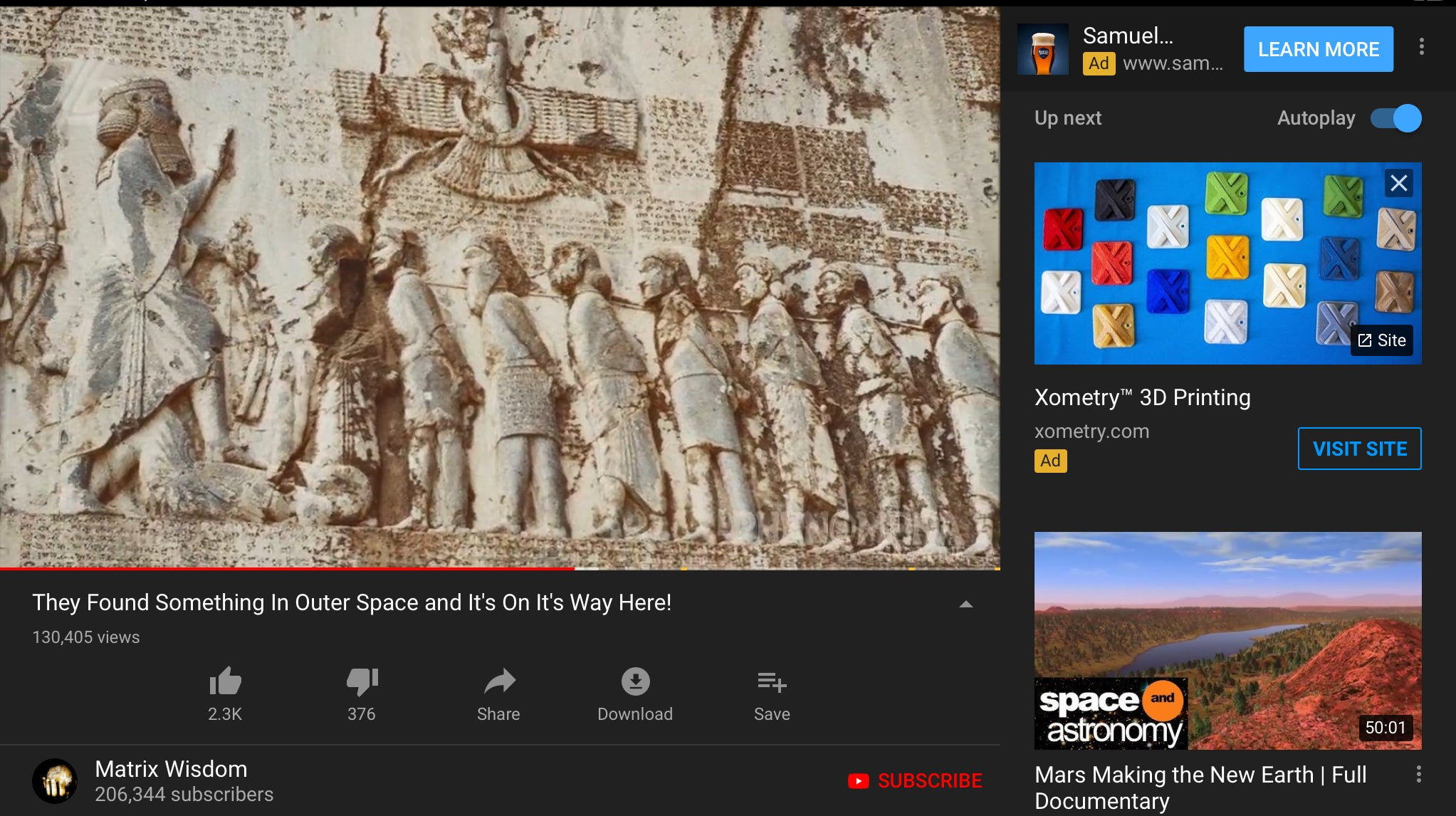 The Internet Is Fascinated By The Black Hole News, So Naturally, YouTube Is Recommending Space Conspiracy Theory Videos