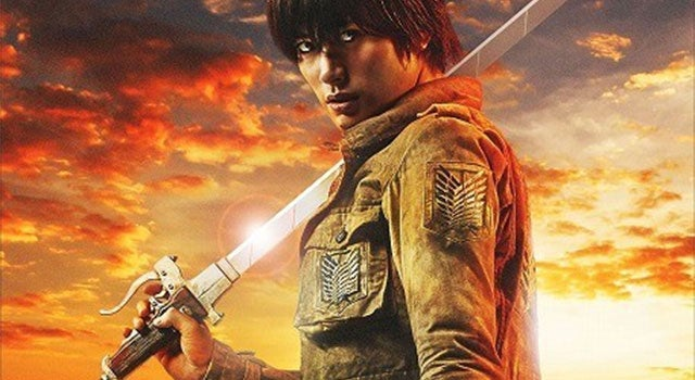 Here's The Attack On Titan Movie's Cast, In Costume