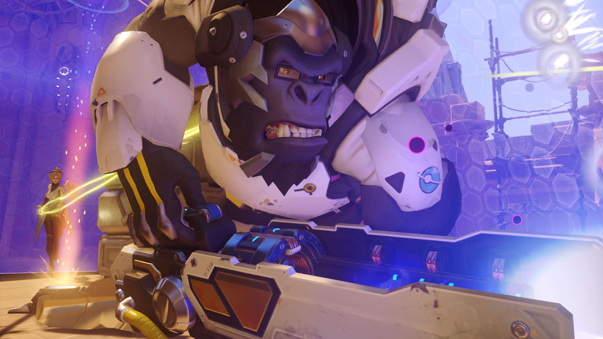 High Ranked Overwatch Player Cheats On Stream, Gets Banned Mid-Match