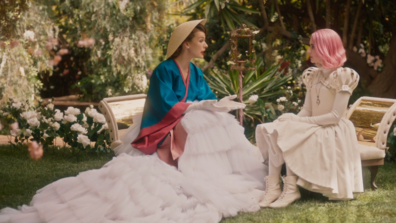 Milla Jovovich Joins In The Cult Fun In The Gorgeously Weird Paradise Hills Trailer