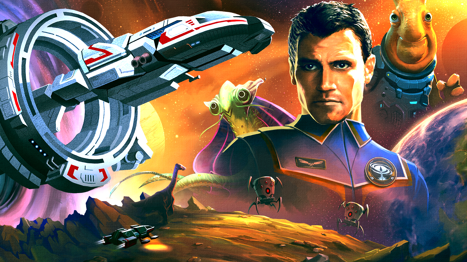 Star Control: Origins Pulled From Steam And GOG Due To Ongoing Legal Battle