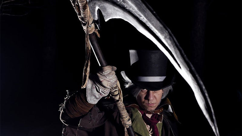 Bloodborne Cosplay Is Coming To Kick Your Arse
