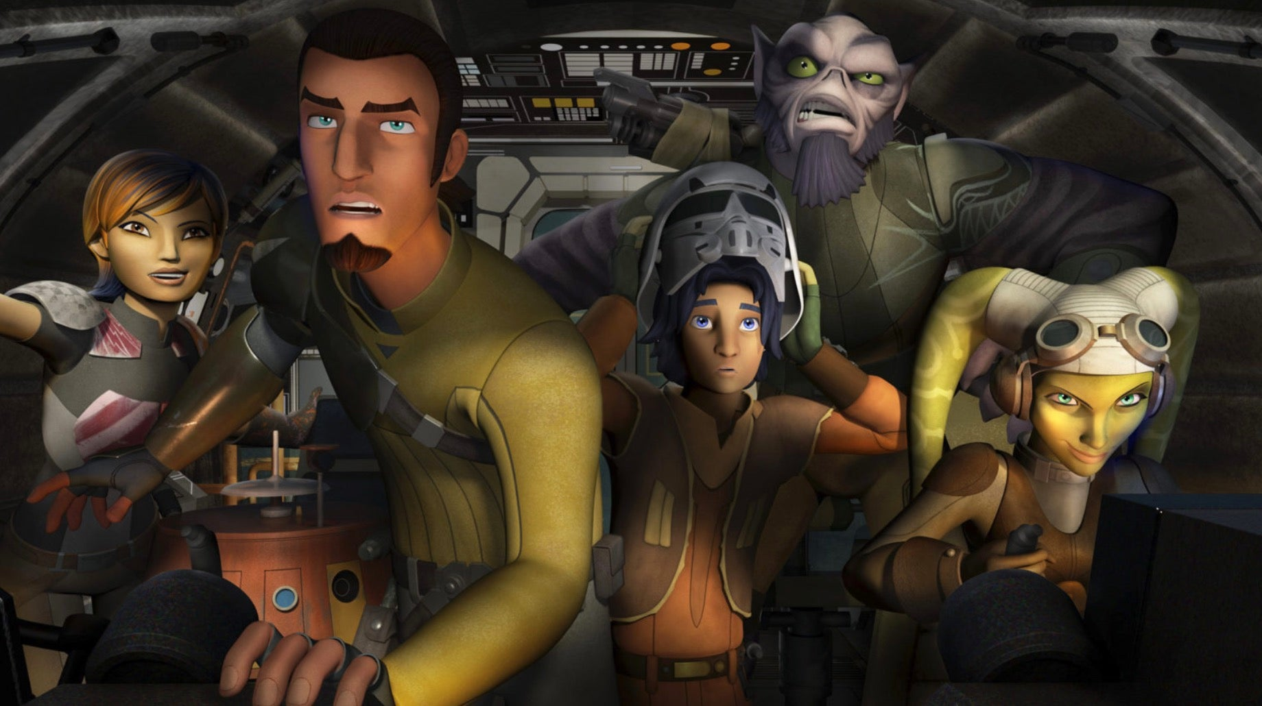 What The New Live-Action Star Wars Show Should Learn From Star Wars Rebels