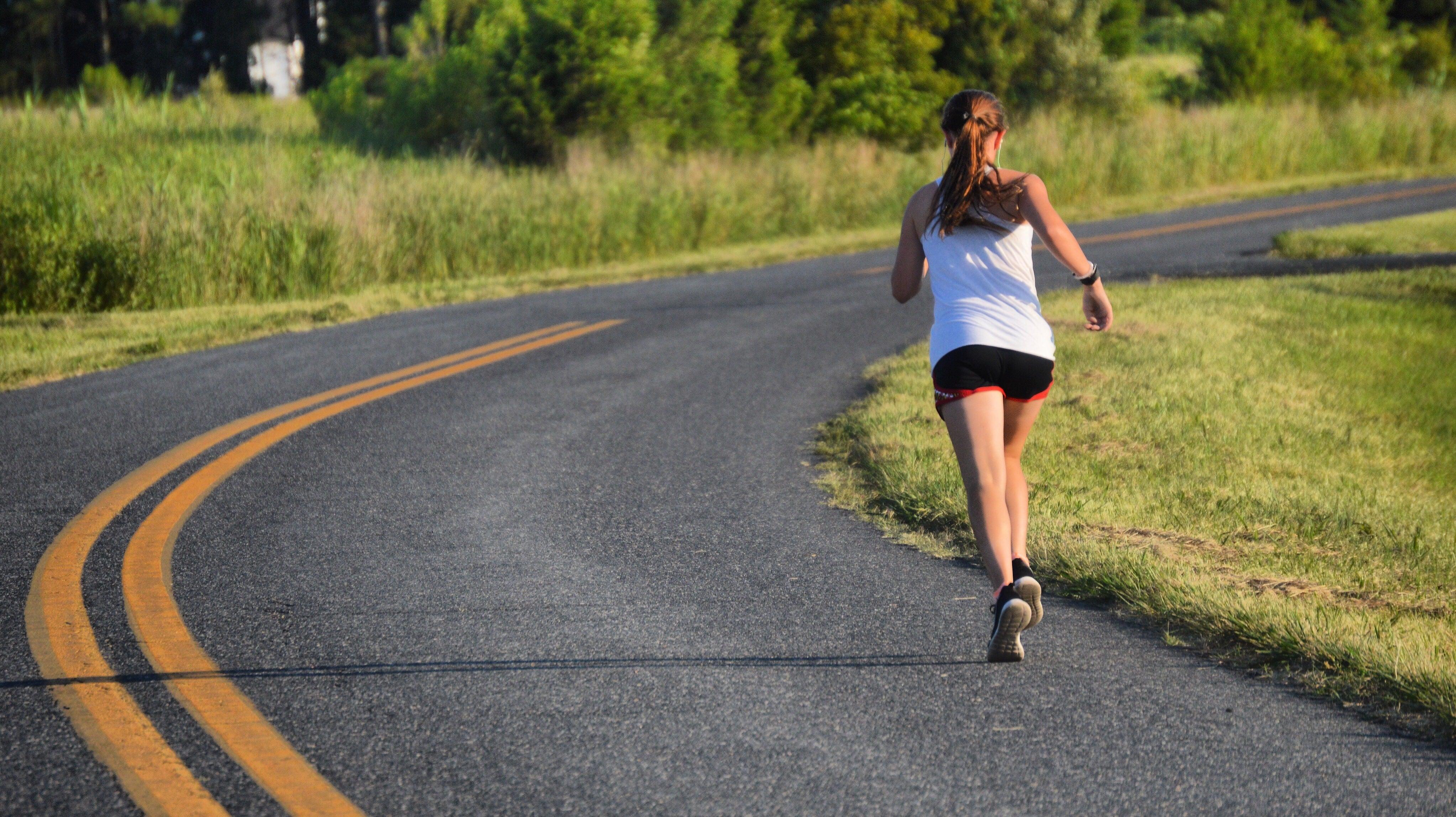 Run A Kilometre This Week
