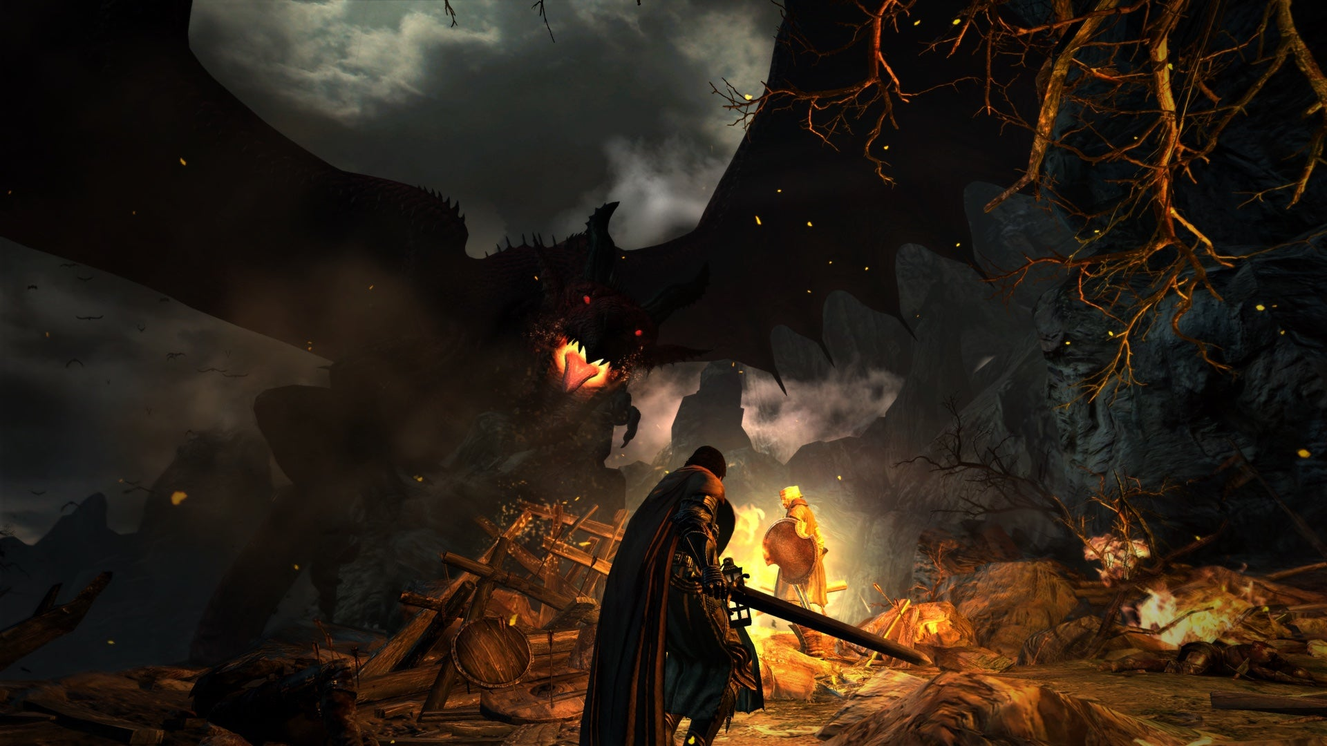Reminder: Dragon's Dogma's Ending Is Completely Ridiculous