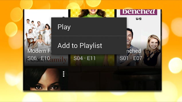 Plex for Android Adds Playlist Support, Continuous Playback