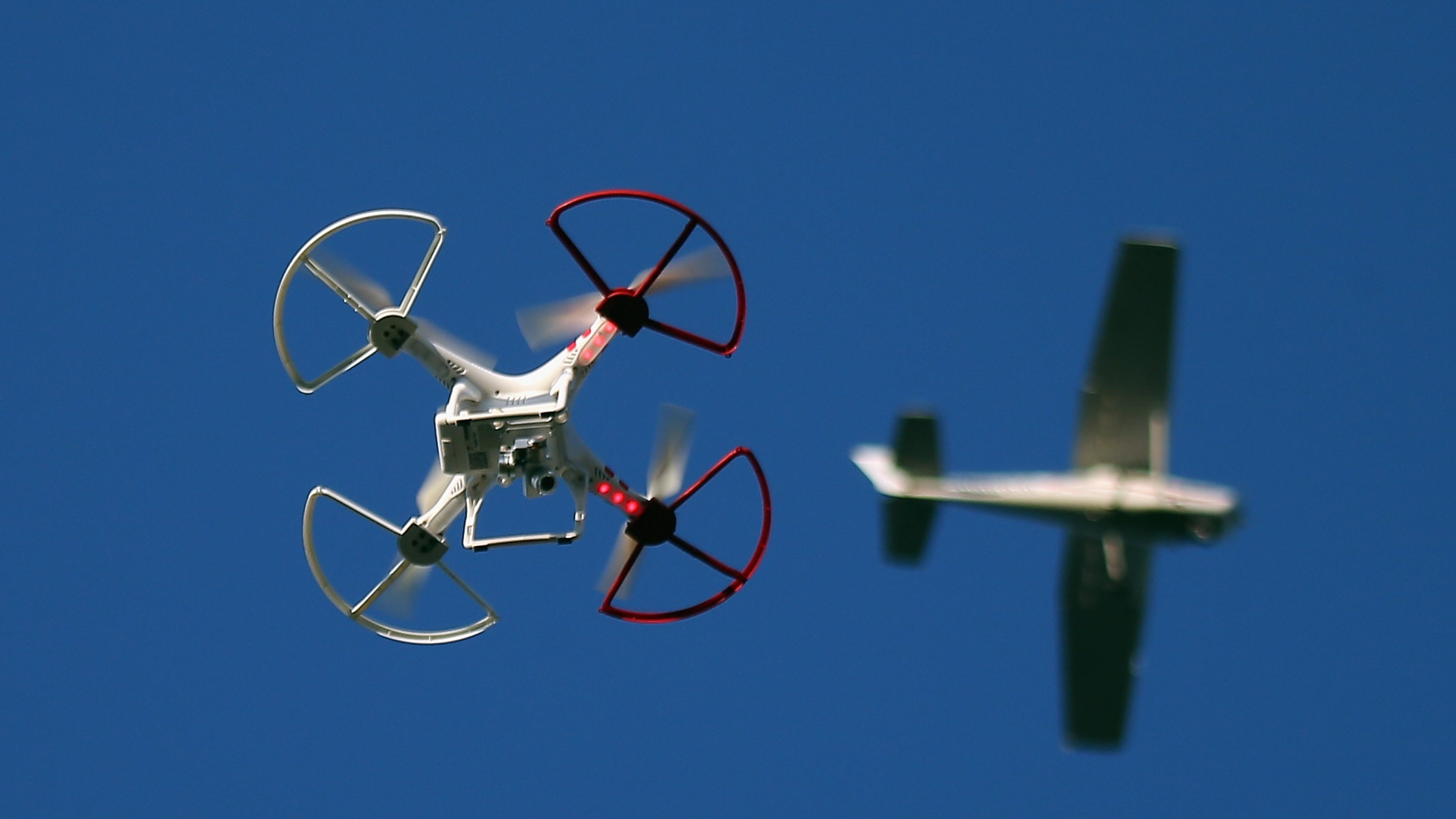 A Drone Company Allegedly Brought A Bomb On A Commercial Flight And Fired An Employee For Reporting It