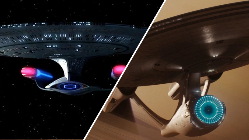 All 11 Versions Of The U.S.S. Enterprise, Ranked