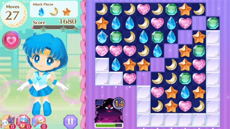 Sailor Moon And The Curse Of The Candy Crush Saga
