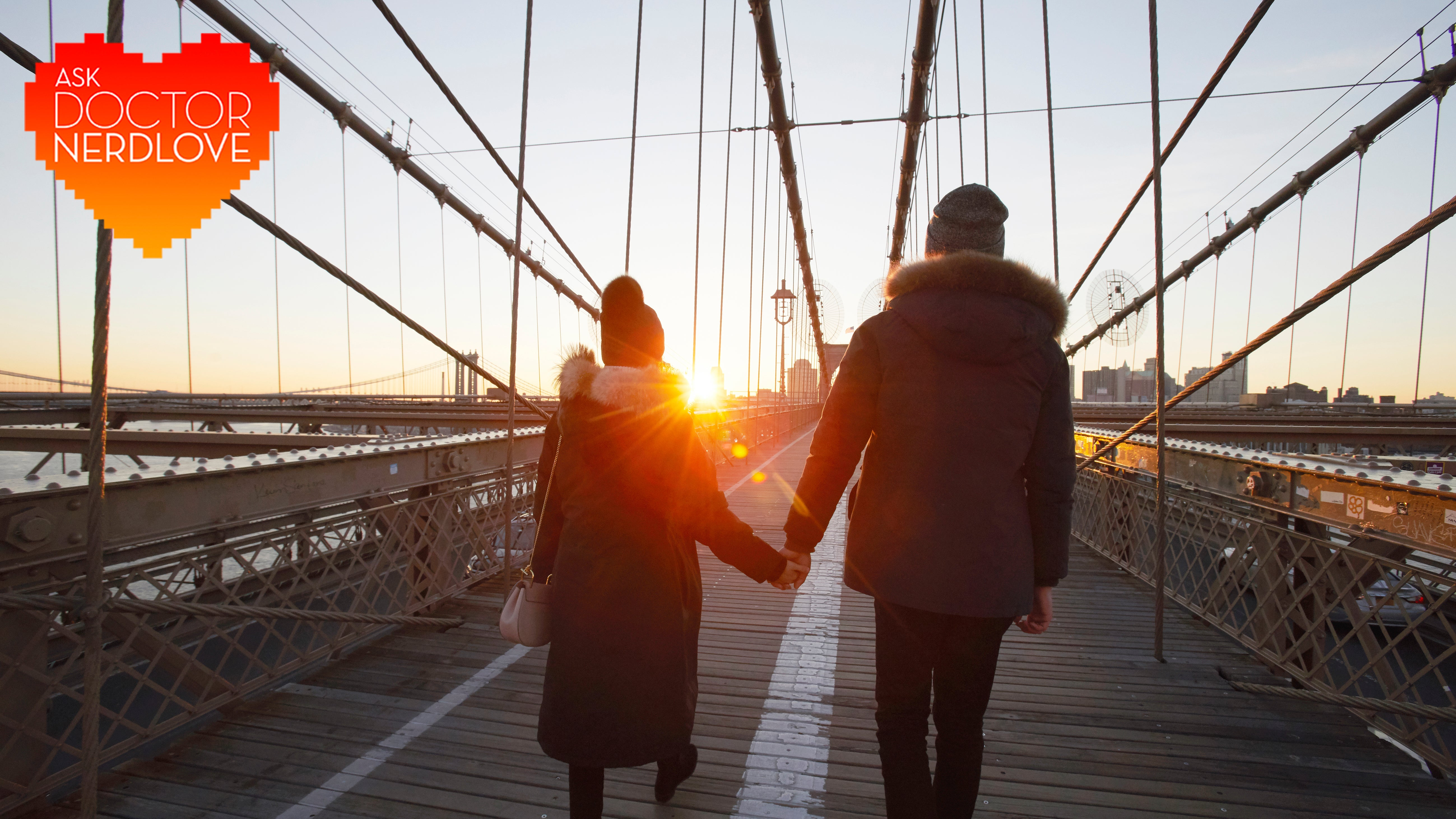 Ask Dr. NerdLove: Is My Casual Relationship Getting Serious?