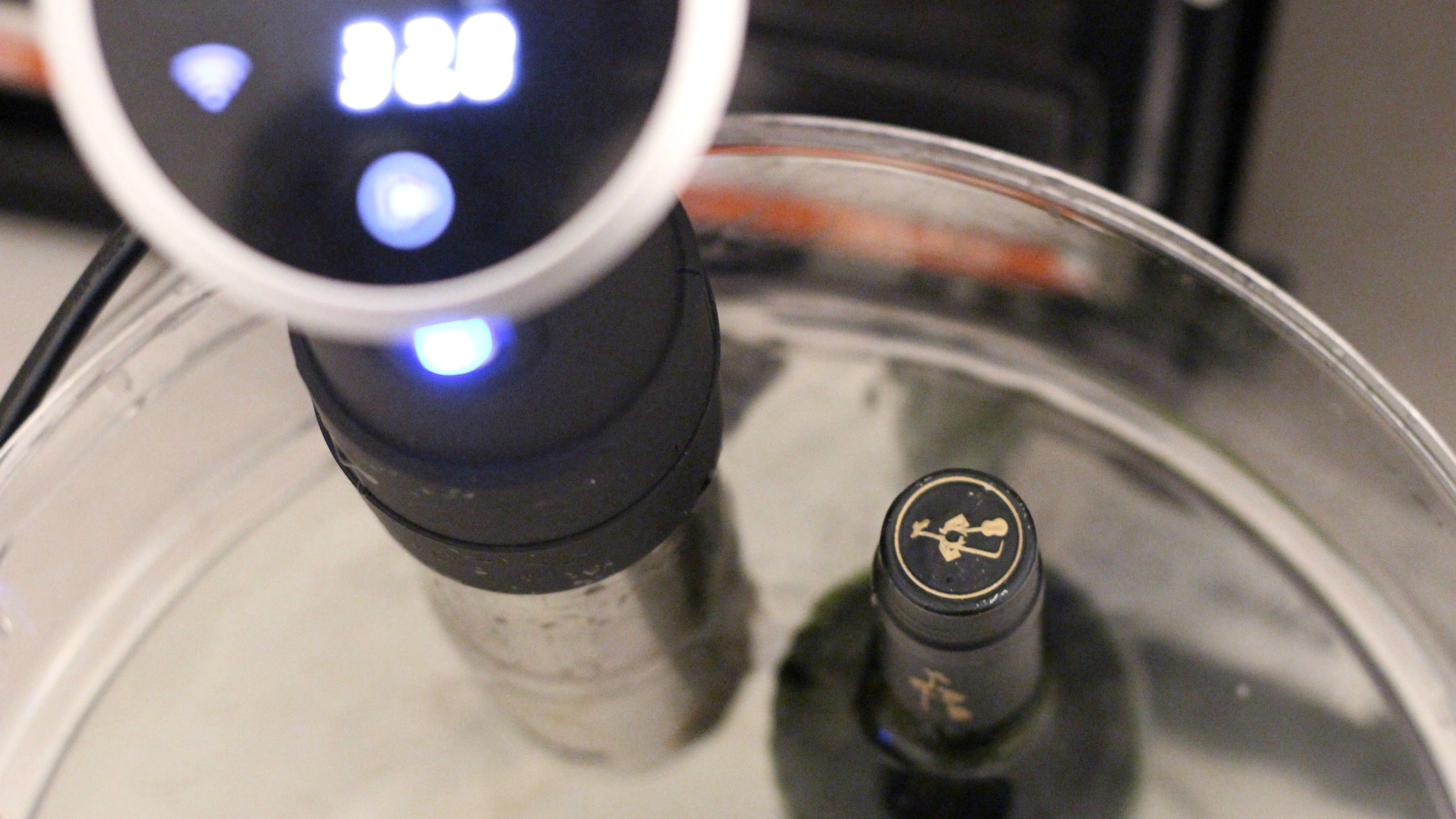Your Immersion Circulator Is Also An Excellent Wine Chiller