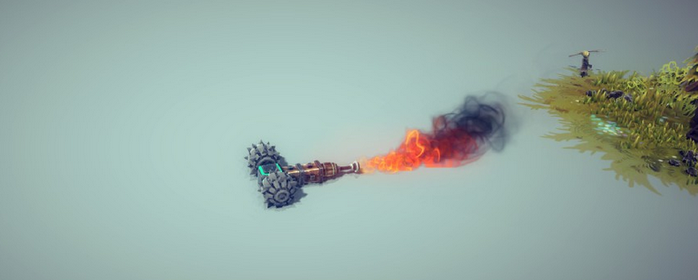 Besiege Players Have Built Some Amazing Dicks
