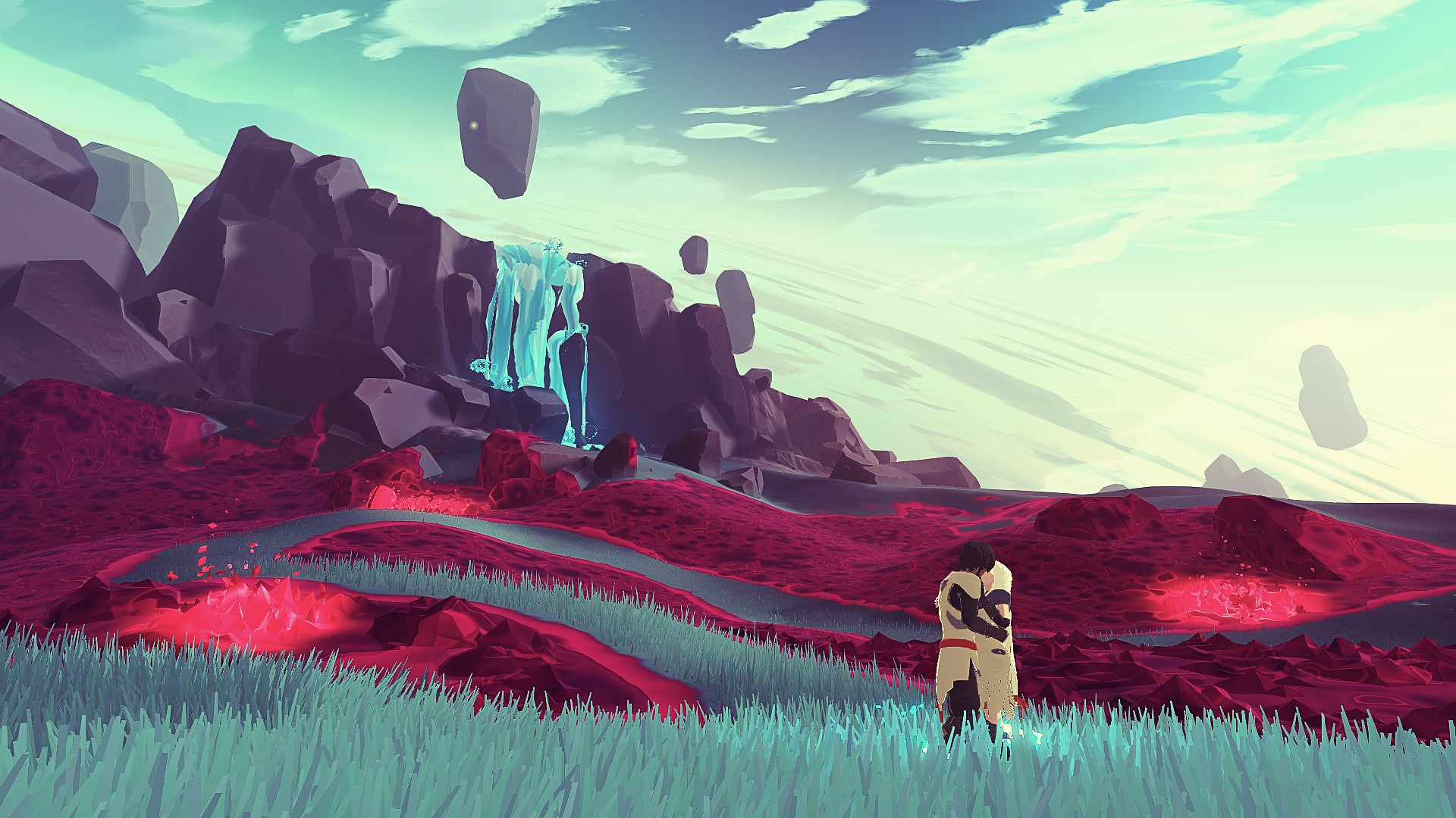 Haven Is A Sci-Fi RPG About Being In A Long-Term Relationship