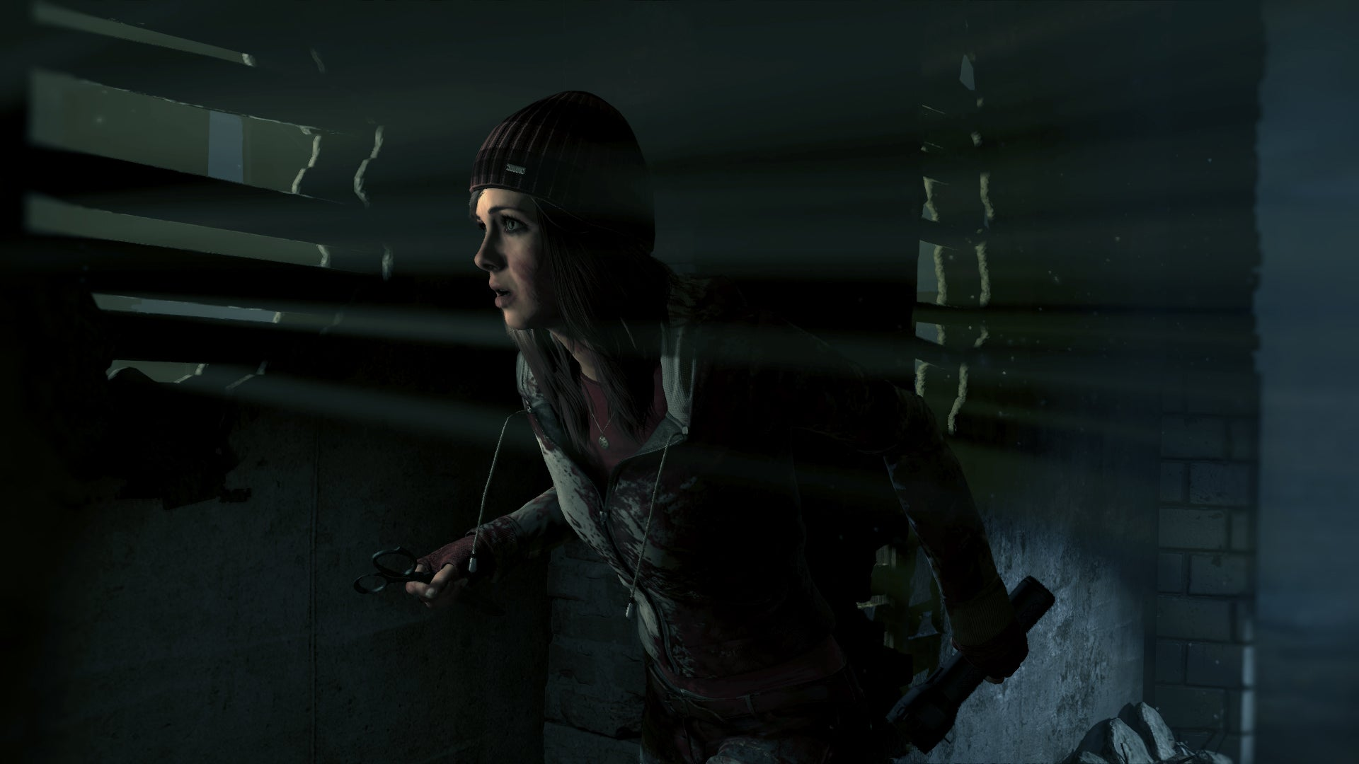 Until Dawn Is a Horror Game Where Everyone Can Die