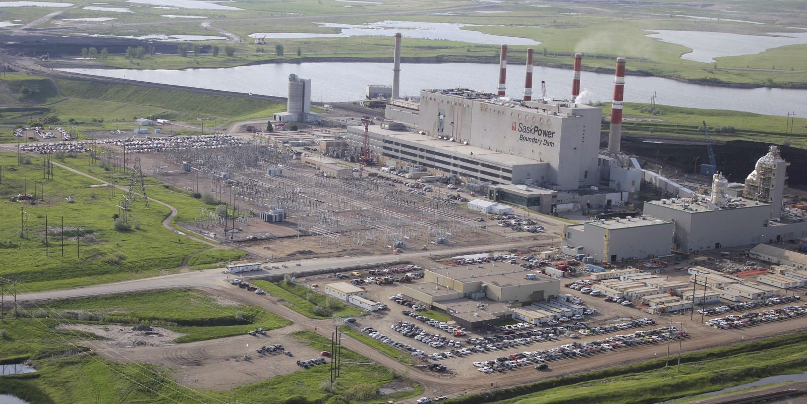 Canada Ushers in Clean Coal With a Carbon-Capturing Power Plant