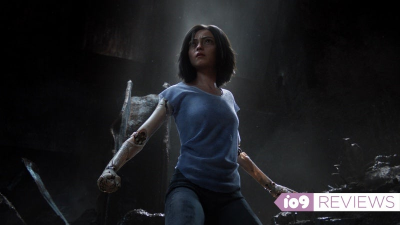 Rosa Salazar Shines In An Otherwise Unfocused Alita: Battle Angel