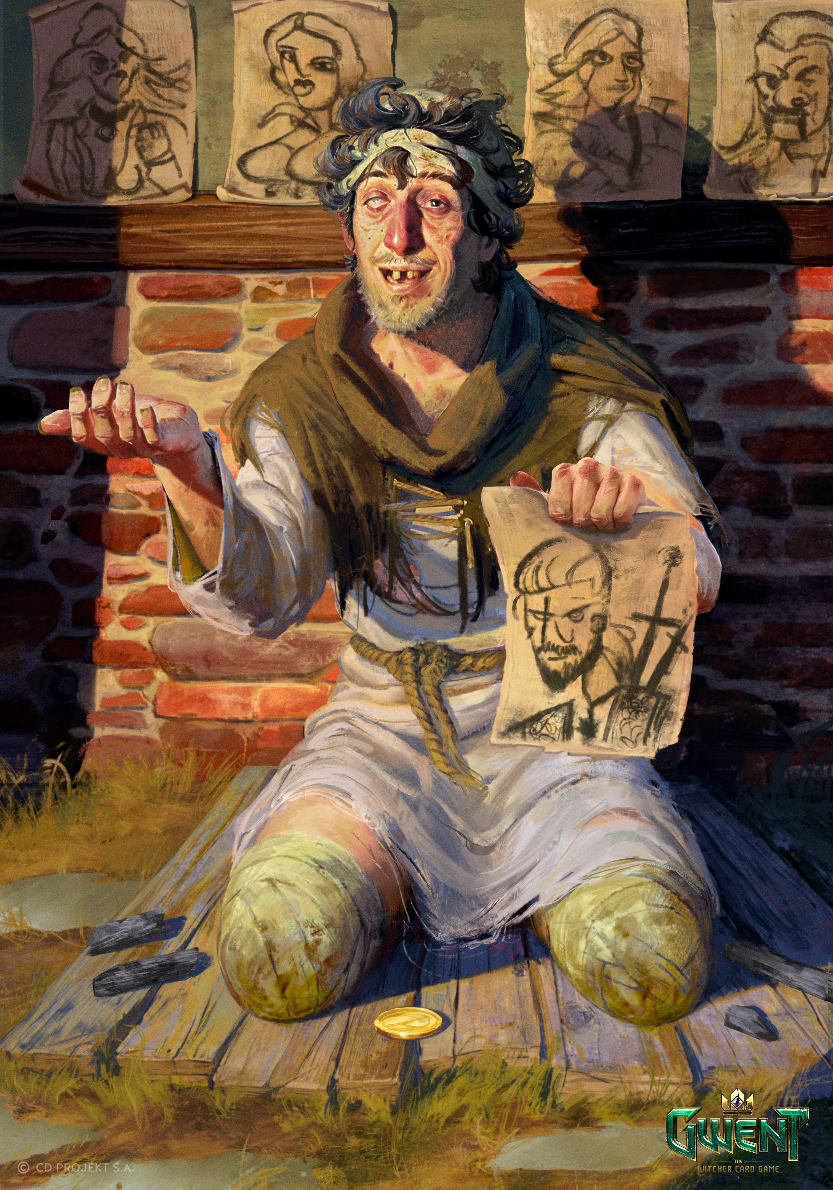 Fine Art: Gwent Is Still The Best-Looking Card Game Out