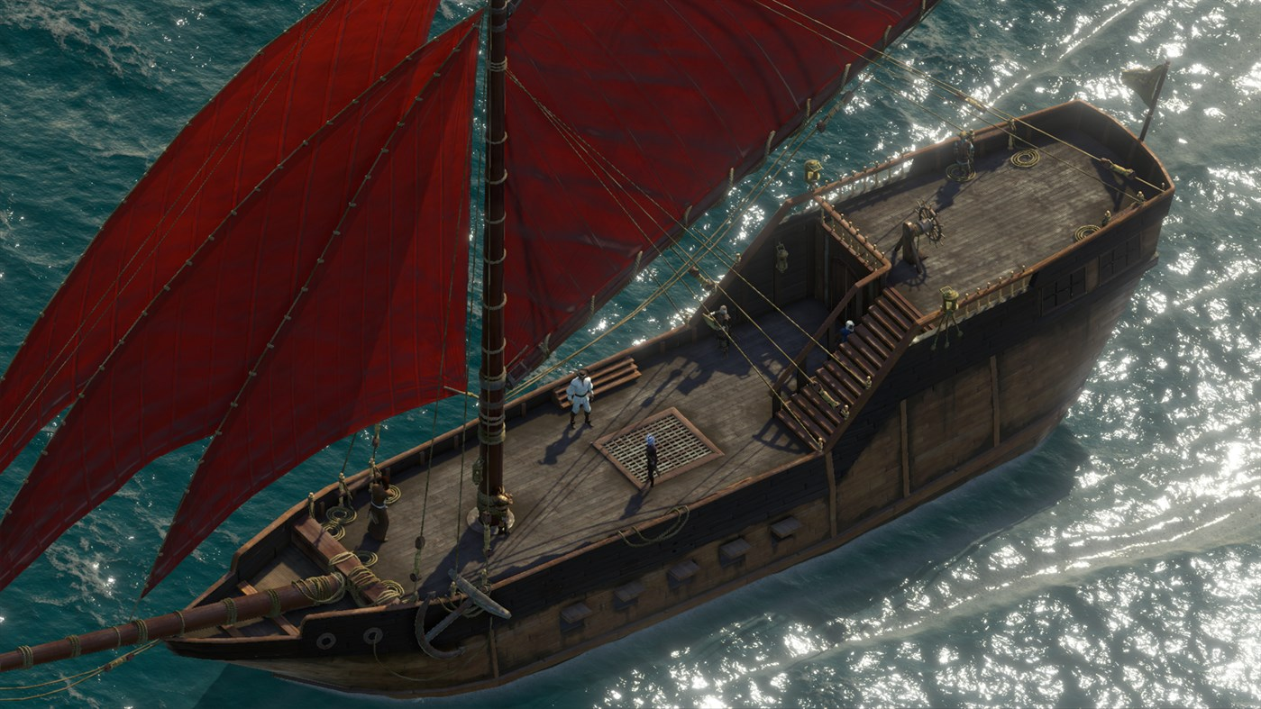 Pillars Of Eternity II Is OK On Consoles If You Don't Mind Long Load Times