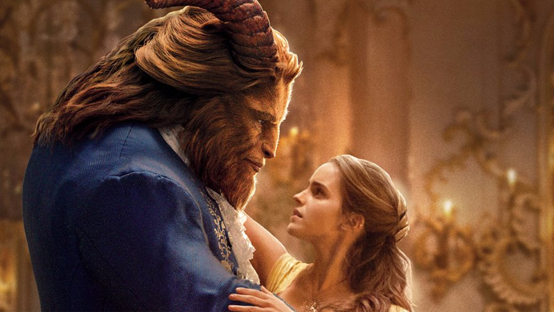 Behold, Our First Official Look At The Live-Action Beauty And The Beast's Beast