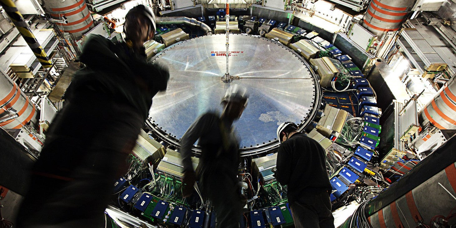 The LHC Has Seen An Intriguing Glimpse Of What Could Be A New Particle