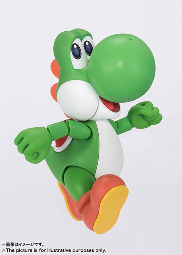 Look At This Yoshi Figure