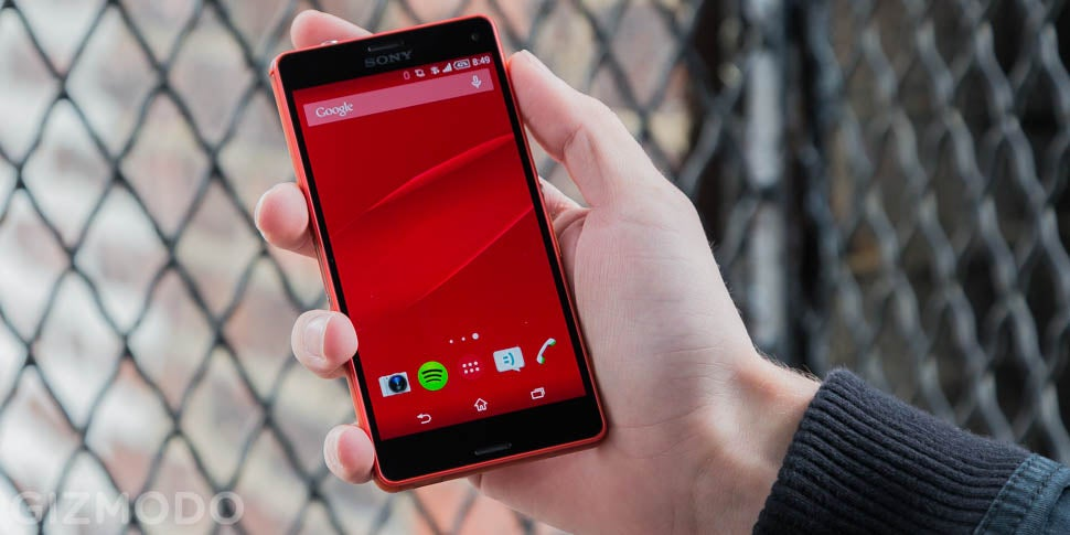 The Sony Z3 Compact Is Android's Best-Kept Secret