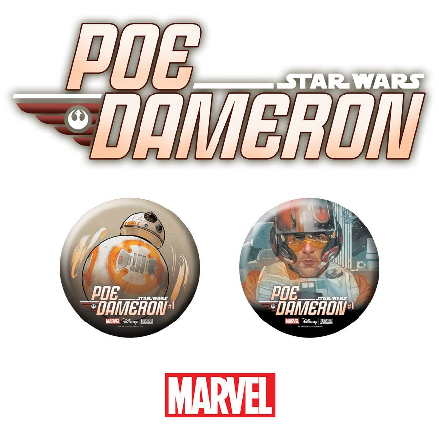 Marvel Declares April 6th to Be 'Poe Dameron Day'