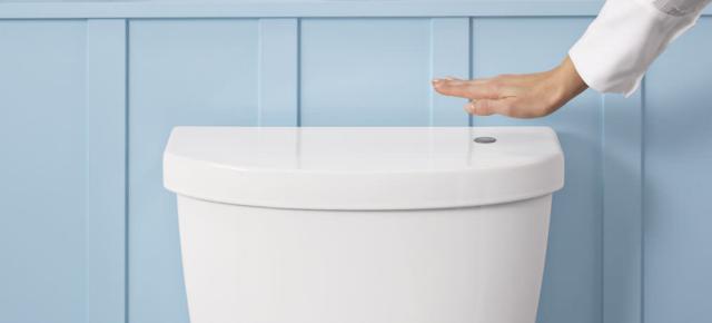 Kohler's New Kit Makes Your Toilet Hands-Free For $100