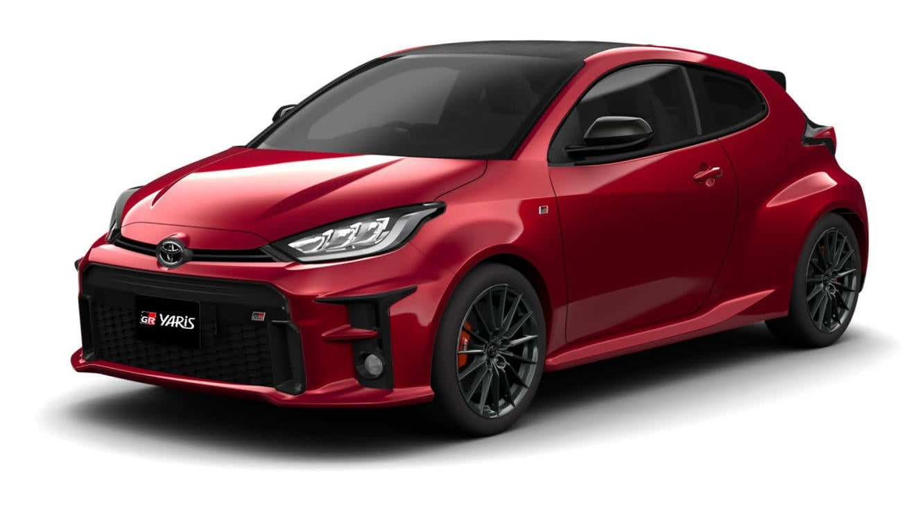 The 268-HP 2020 Toyota GR Yaris Will Start At Over $58,000 In The UK