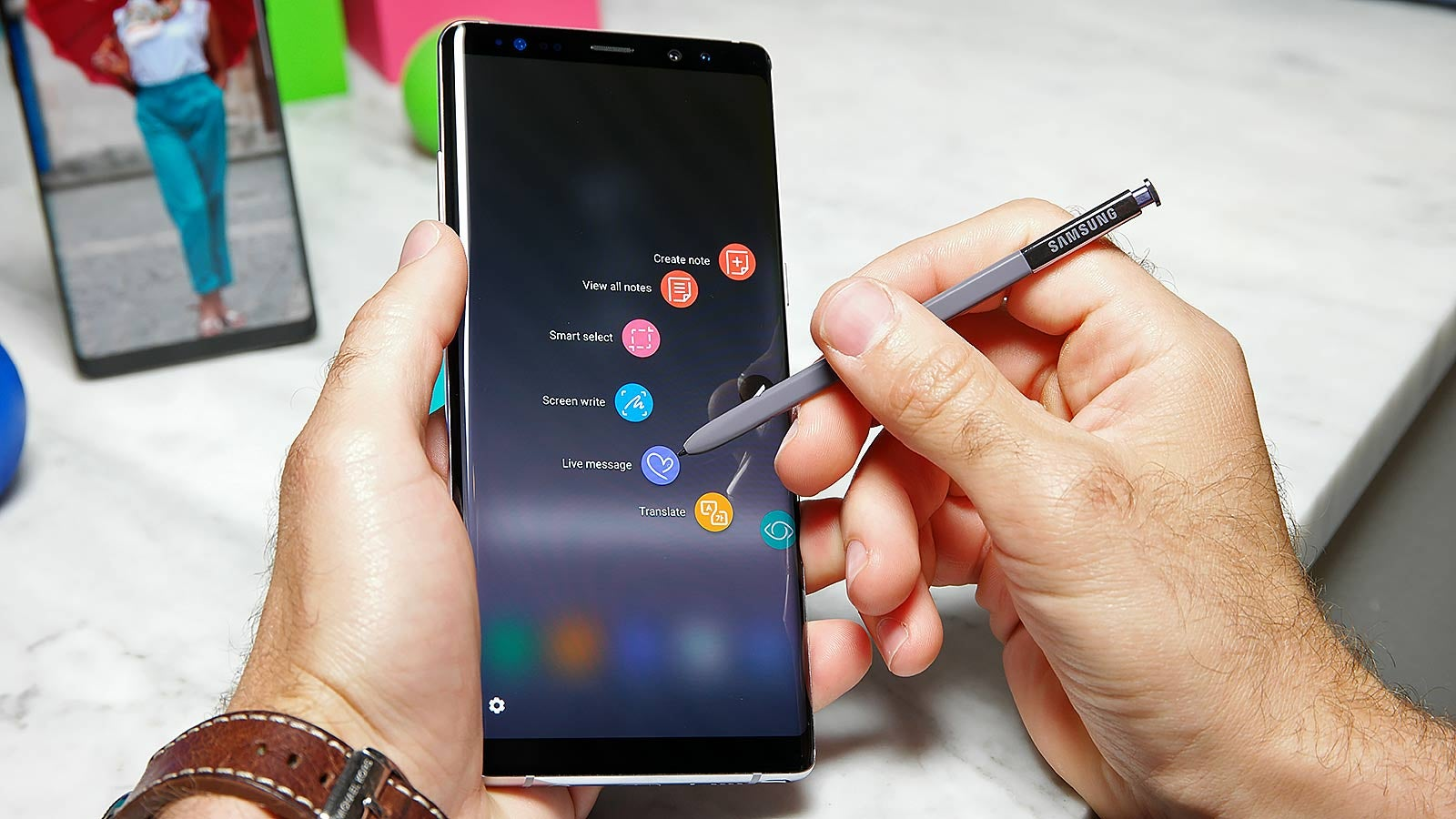 Samsung Galaxy Note 8 Review: The Best Jumbo Phone On The Market