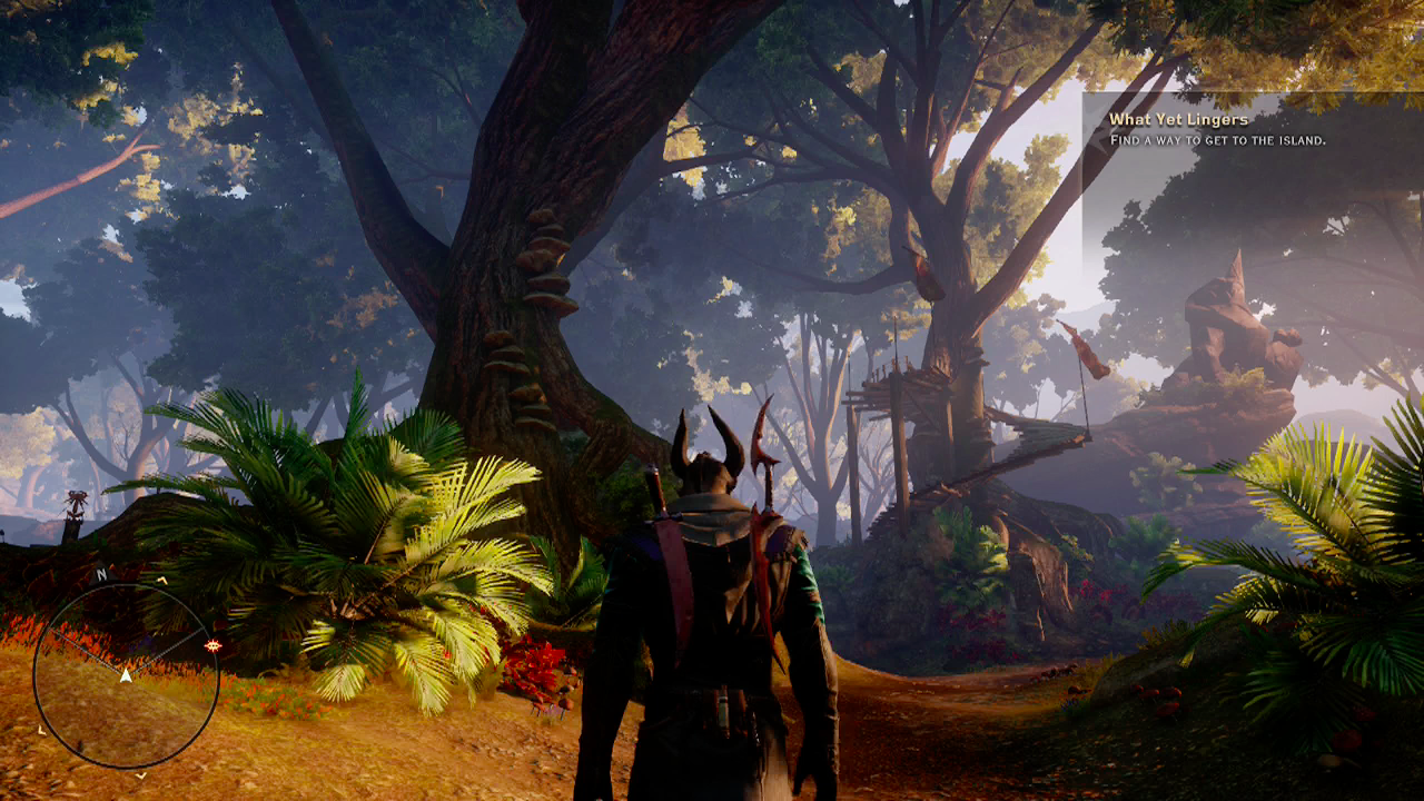 You Should Be Level 20 For Dragon Age's Surprise 1.5GB DLC