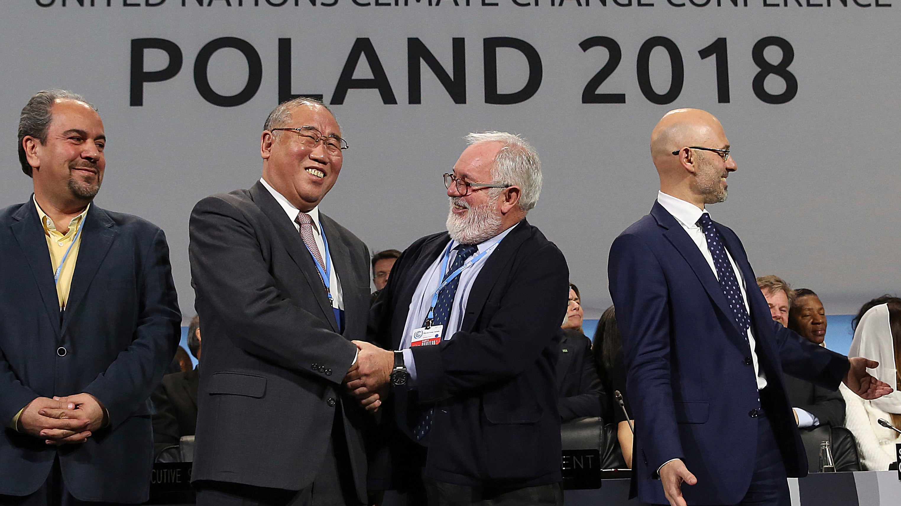 The Unbearable Maleness Of The UN Climate Talks