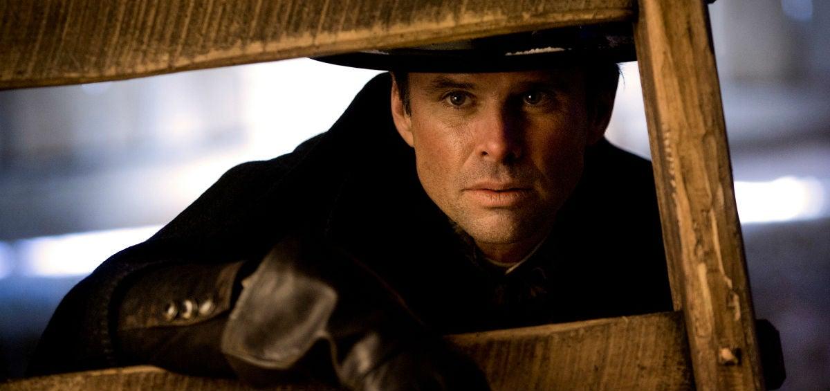 The Tomb Raider Reboot Is Borrowing Its Villain From Quentin Tarantino
